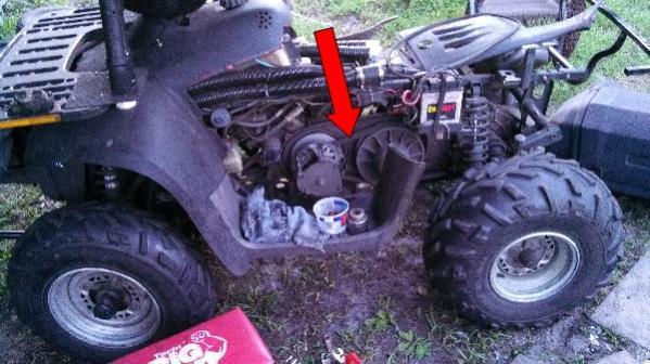 2000 Polaris Sportsman - Grinds Into Any Gear - Polaris ATV