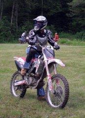 Honda250rider