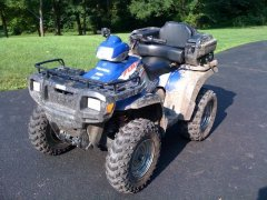 1995 Suzuki King Quad 300 4wd starting issue - Suzuki ATV Forum