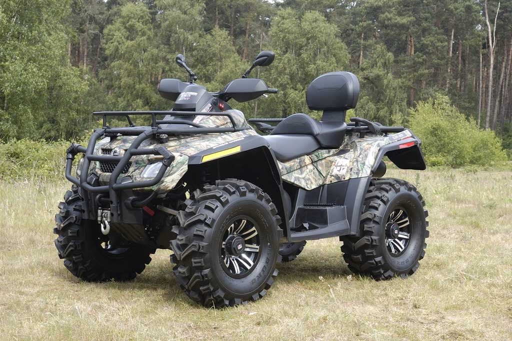 2006 Can-Am 400/800 Outlander Service Manual