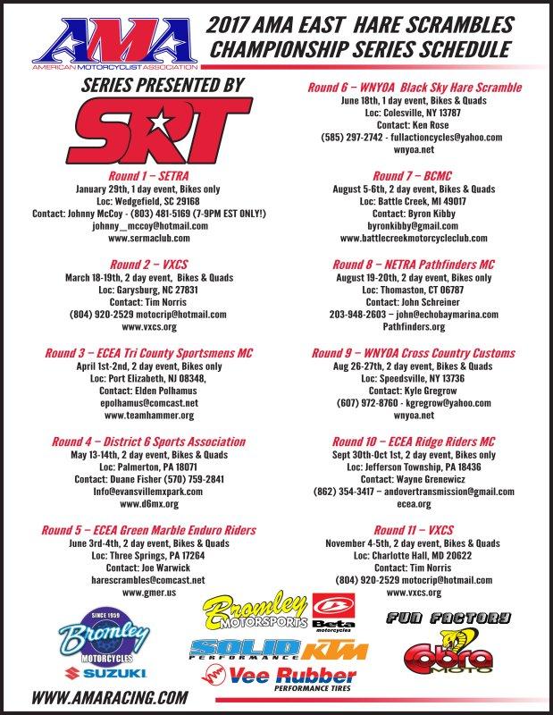 2017 AMA East Final Schedule.jpg