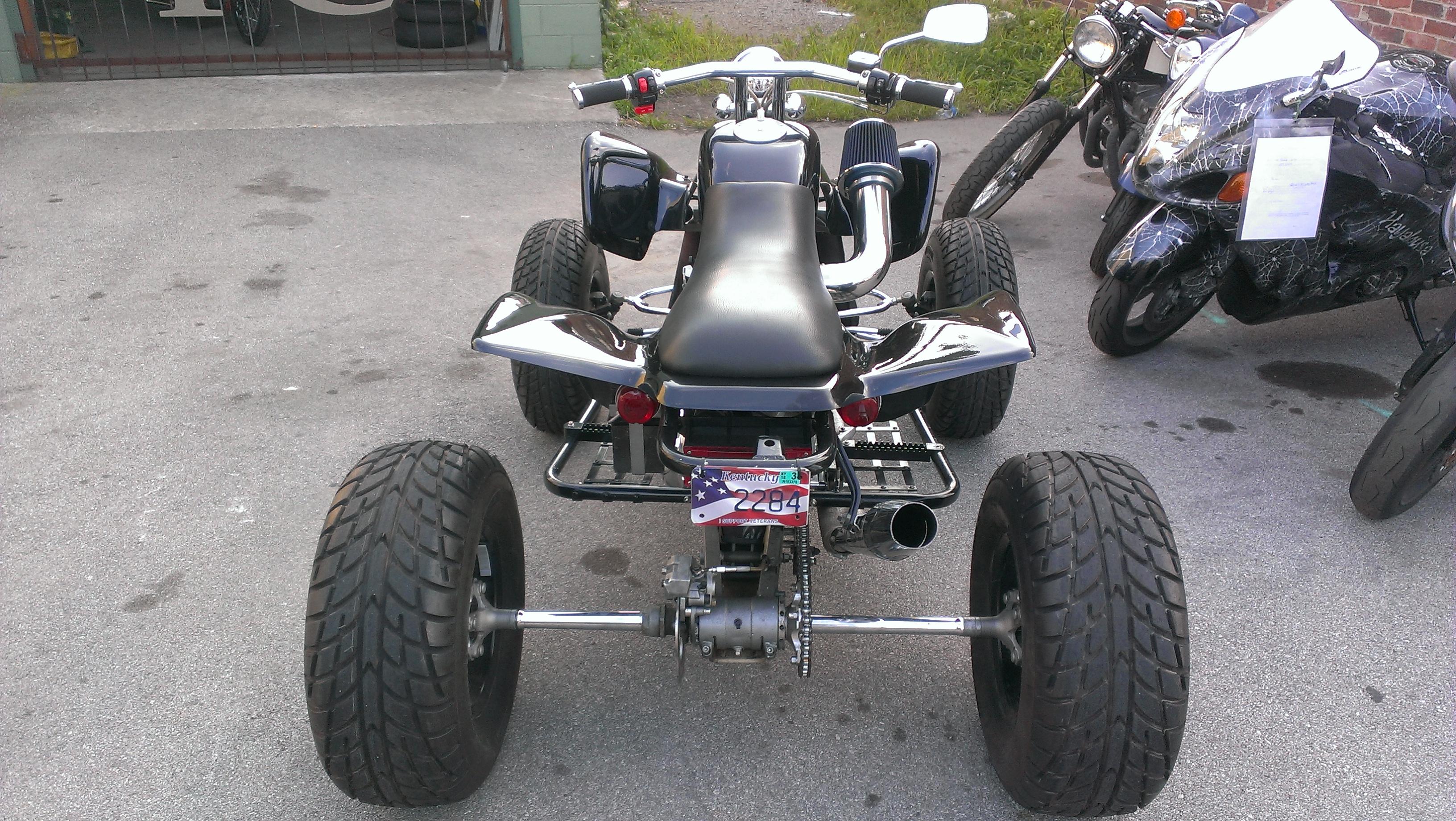 Harley Davidson Lexington Ky >> HARLEY DAVIDSON ATV - 4 WHEELER - ATV For Sale? Post it ...