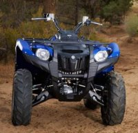 Yamaha Grizzly Owners
