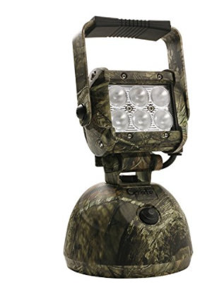 Grote BZ511-5 Mossy Oak Camo Rechargable Magnetic LED Work Light