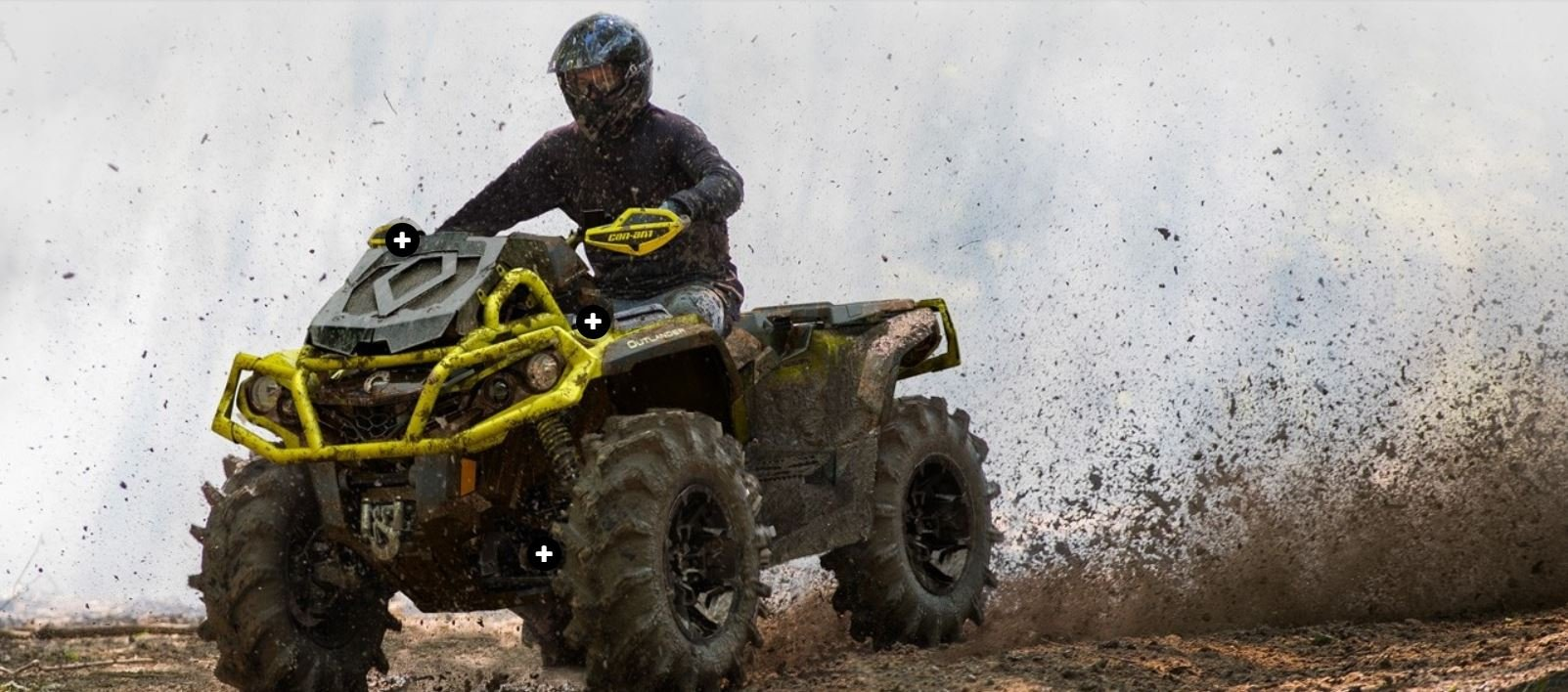 The Re-imagined 2019 Can-Am Outlander