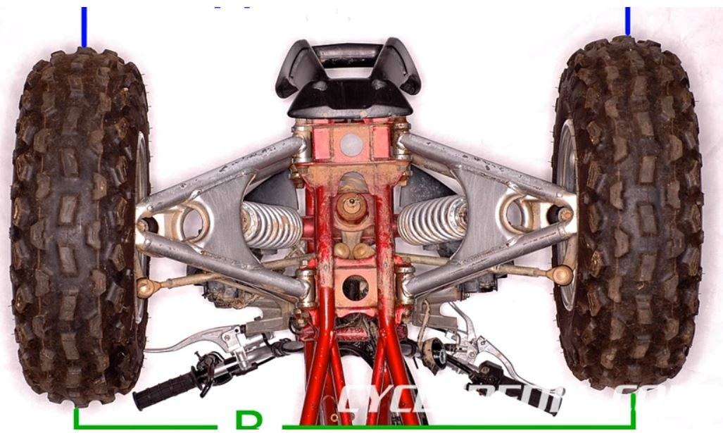ATV Front End Alignment How To