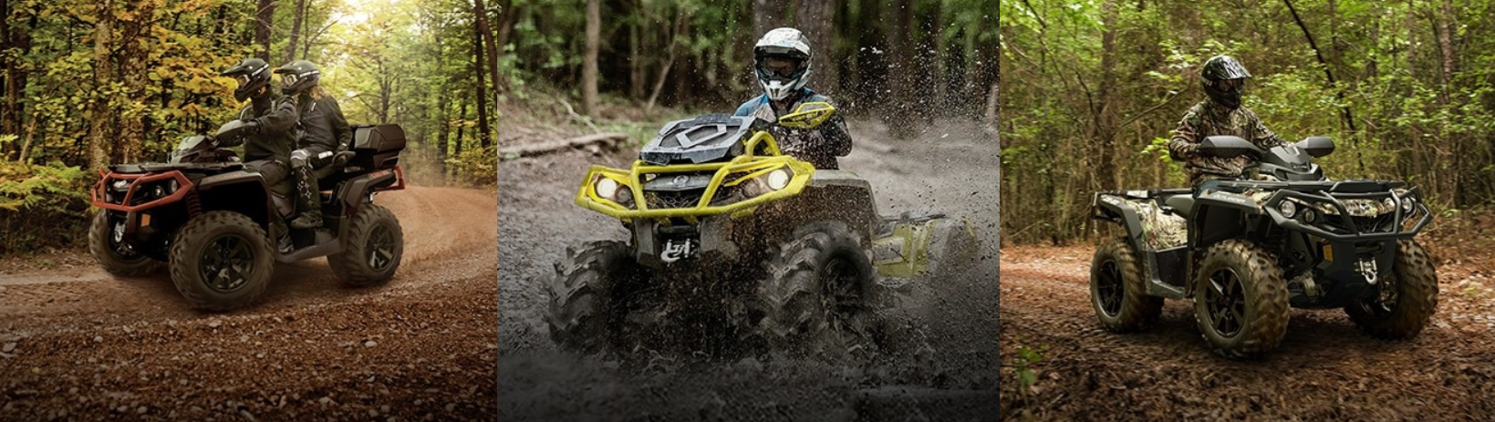 The Re-imagined 2019 Can-Am Outlander - New ATV Products