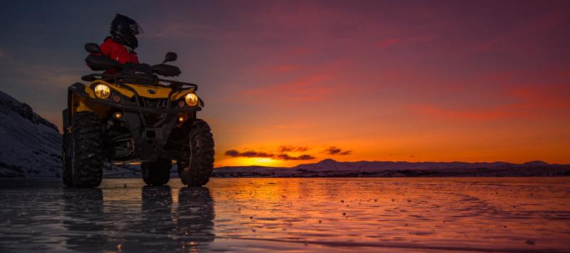 atv sunrise