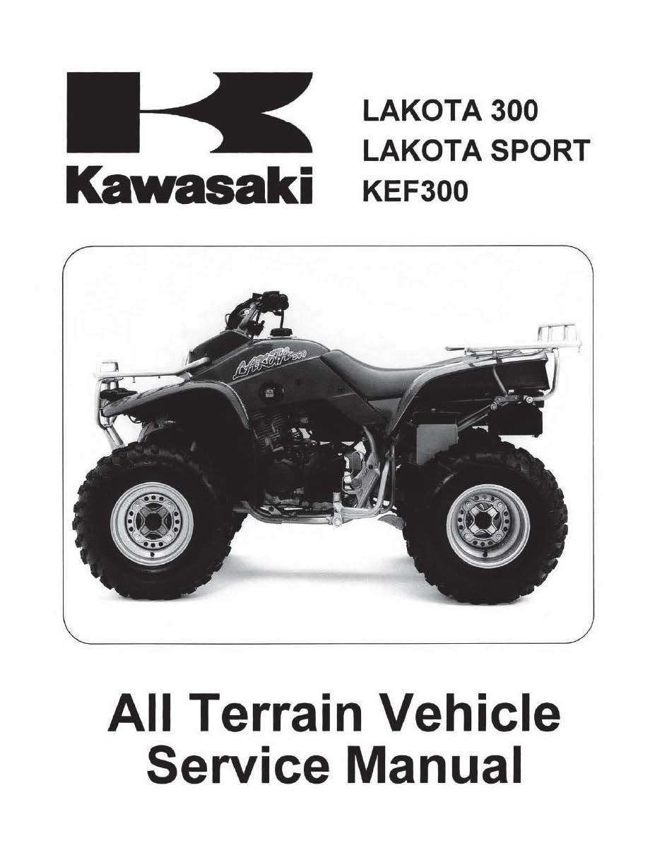 Lakota KEF-300 Service Manual 1995-2004