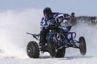 Québec quad ice race