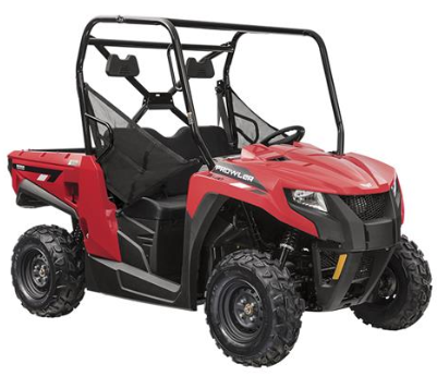 2018 Textron Prowler 500 Service Manual