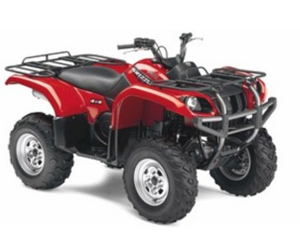 2004 - 2008 Yamaha Grizzly YFM660 Service Manual