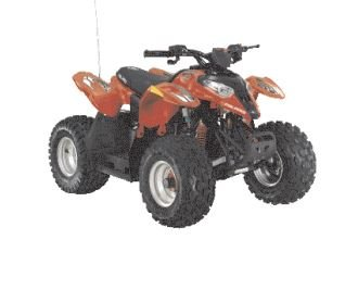 2006 Polaris Predator 50 Service Manual