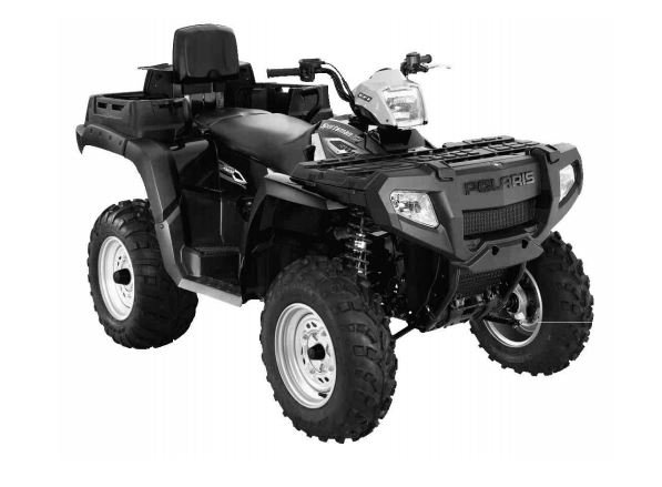 2006 Sportsman X-2 500 EFI Service Manual