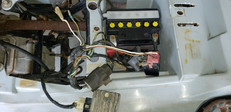Bayou 220 No Power At  Ufeff Ufeffign  Switch Or Coil  Lights Etc