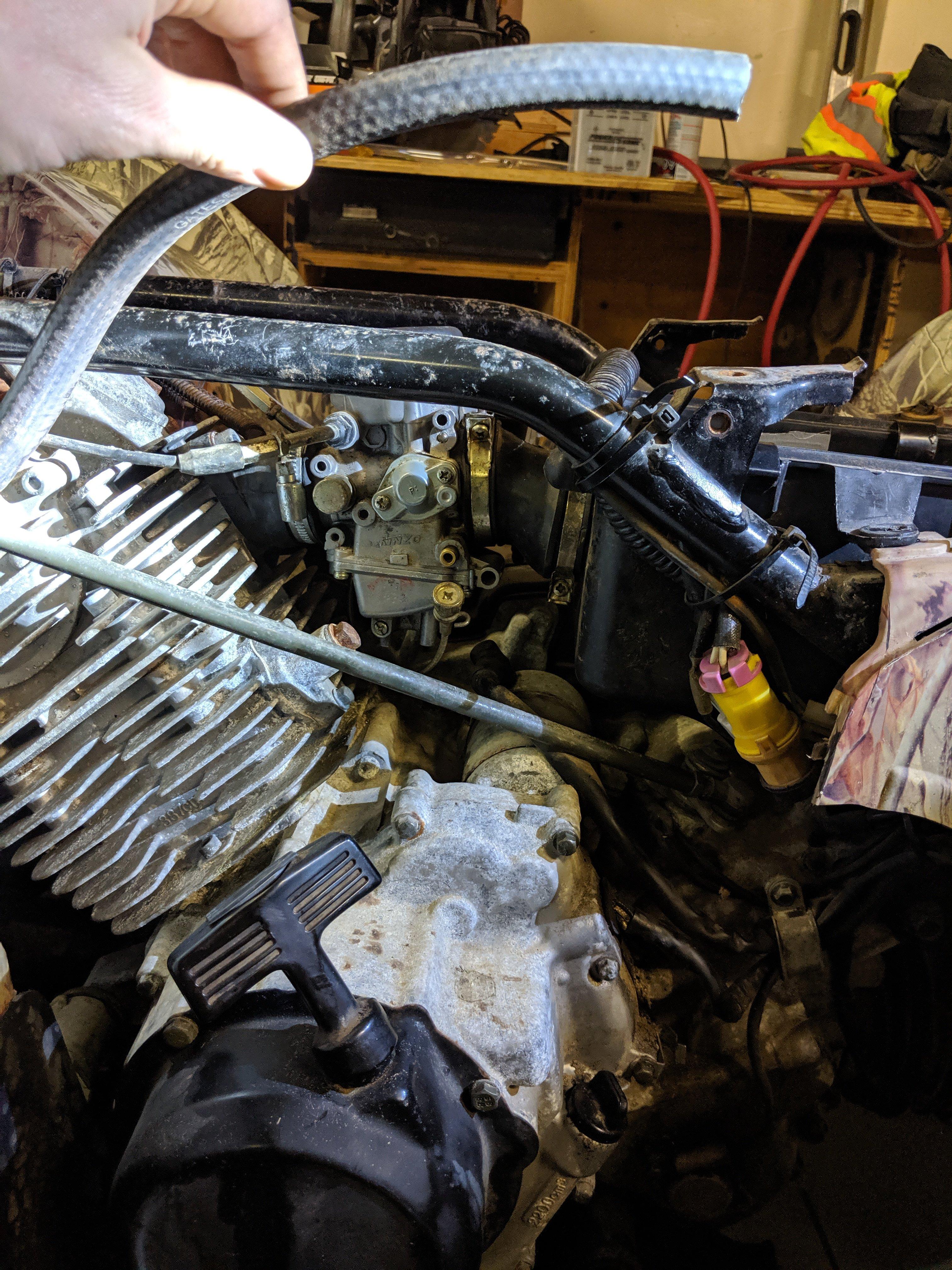 2007 baja 250 quad wiring diagram 2007 baja wilderness 4x4 400cc other atv brands forum quadcrazy  2007 baja wilderness 4x4 400cc other
