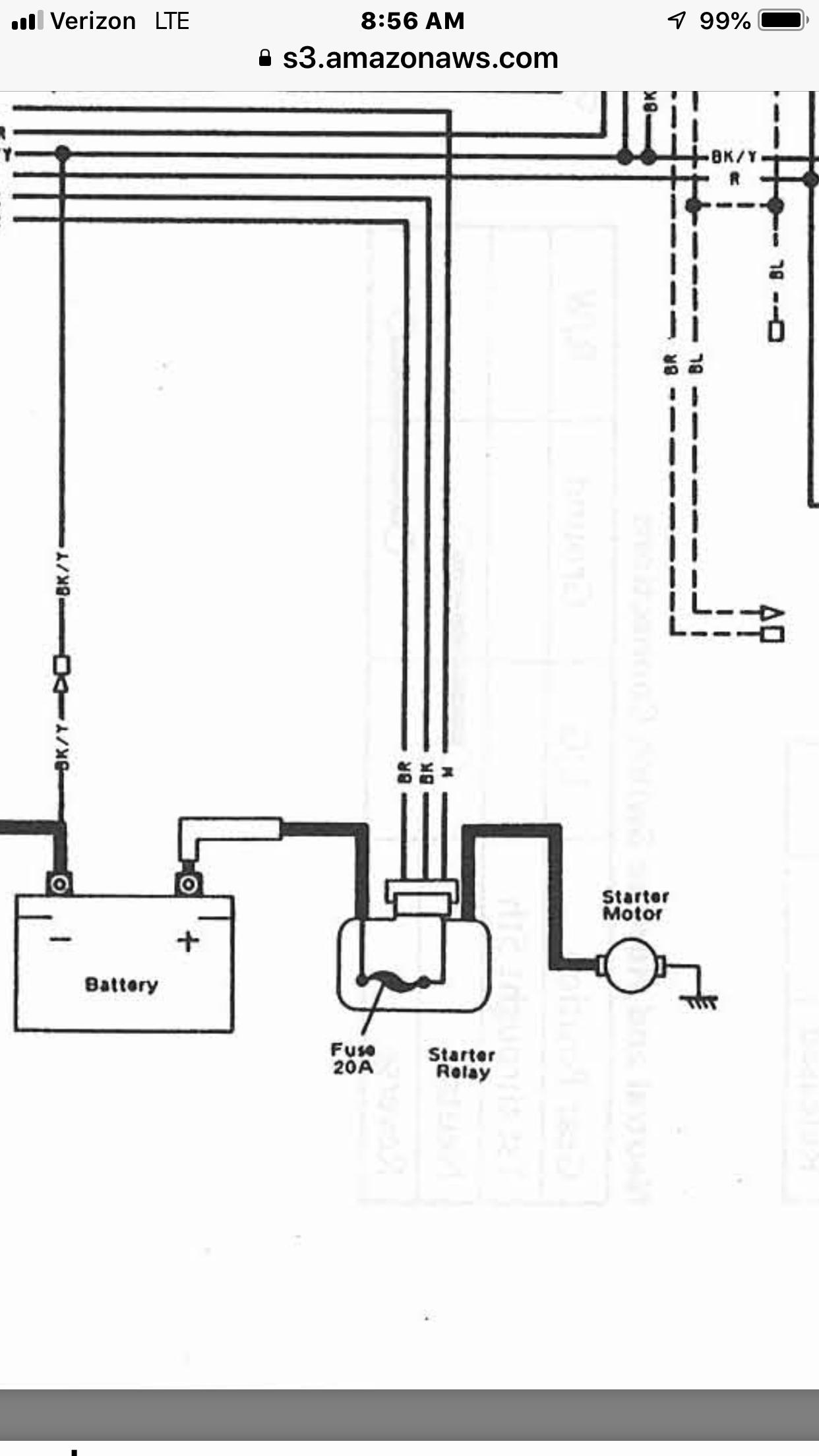 [SCHEMATICS_48IU]  1997 Kawasaki Bayou 220 Rehab - wiring question - Kawasaki ATV Forum -  QUADCRAZY | Kawasaki 220 Wiring Diagram |  | QuadCRAZY