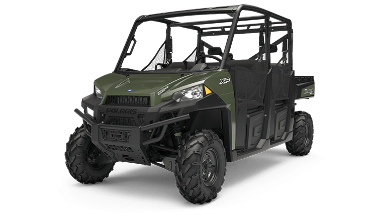 2018-19 Polaris Ranger 900-1000 XP Crew Service Manual