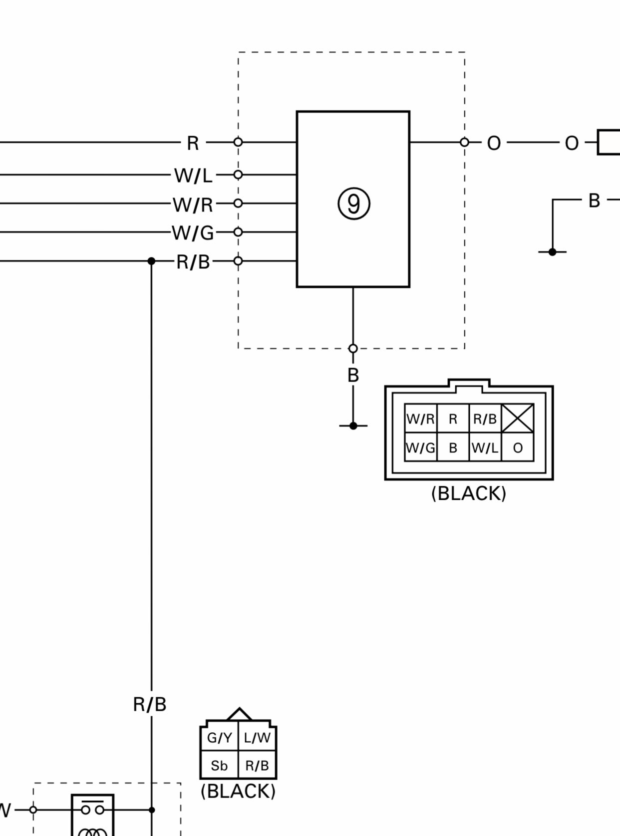 yamaha atv wiring diagram for starters 2004 yamaha bear tracker wiring harness  yamaha atv forum  2004 yamaha bear tracker wiring harness