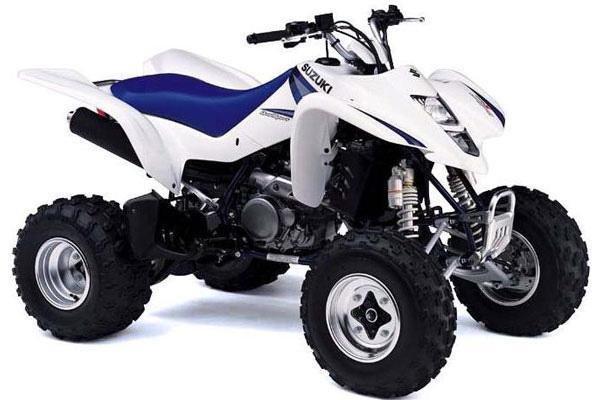 2003-2006 Suzuki LTZ400 Parts List